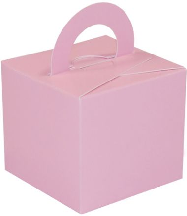 Pink Cardboard Box Weight